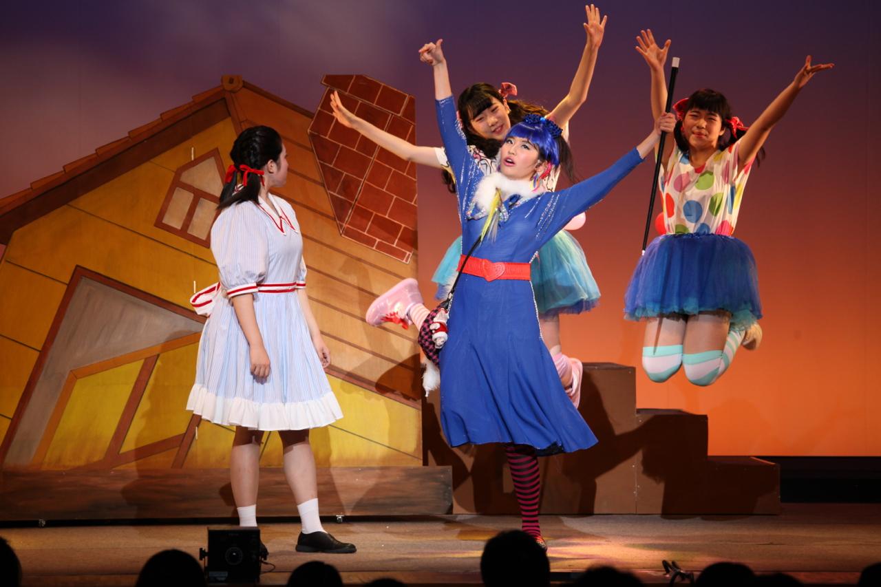 the wiz 公演終了 mls 英語劇 プロダクションブログ